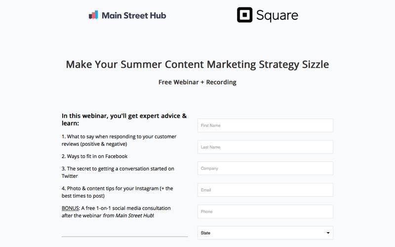 Summer Marketing Strategy