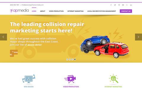 AP Media   Internet Marketing & Web Design Solutions
