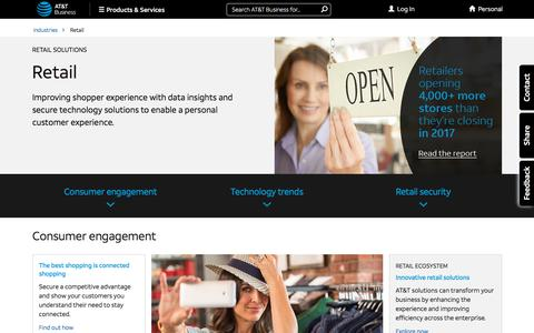 AT&T Retail - Technology solutions for Retail and In-Stores