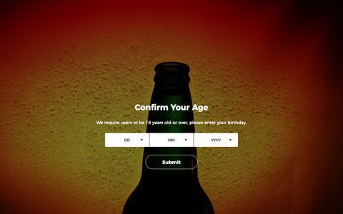 Screenshot of FAQ Page belgianbeertraders.com - Q&A | Belgian Beer Traders - captured Aug. 1, 2018