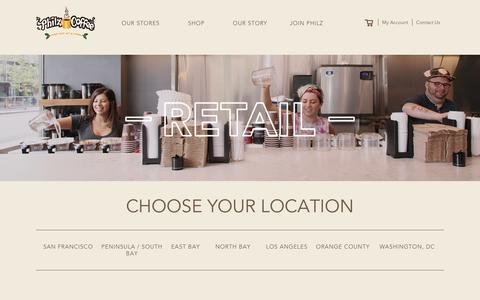 Careers - Retail | Philz Coffee