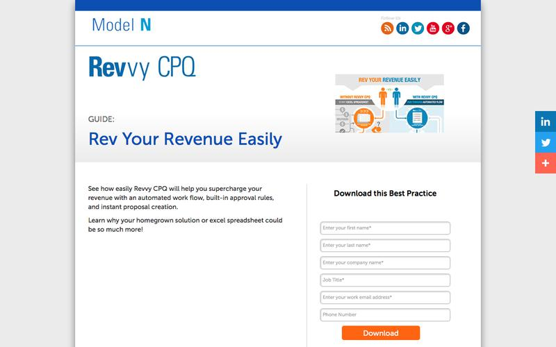 Rev Your Revenue Easily