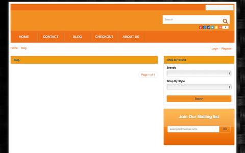 Screenshot of Blog urbanstitchapparel.com - Blog - Urban Stitch Apparel - captured Sept. 21, 2015