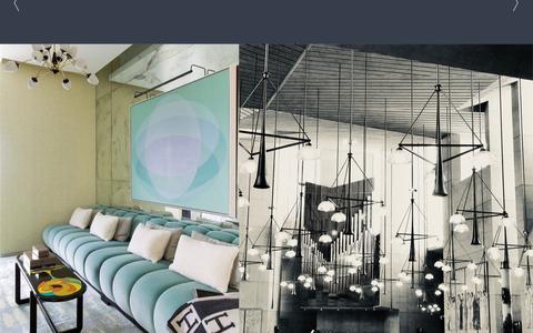 Screenshot of Home Page joshuaingraham.com - HOME - Joshua Ingraham Design - captured Oct. 14, 2018