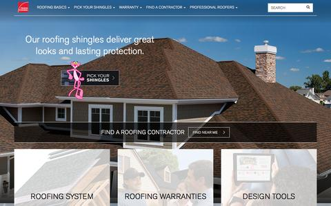 Your Roofing Resource | Owens Corning