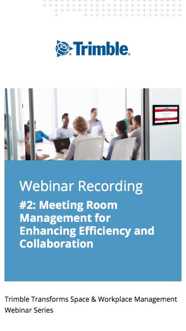 Meeting Room Management for Enhancing Efficiency and Collaboration