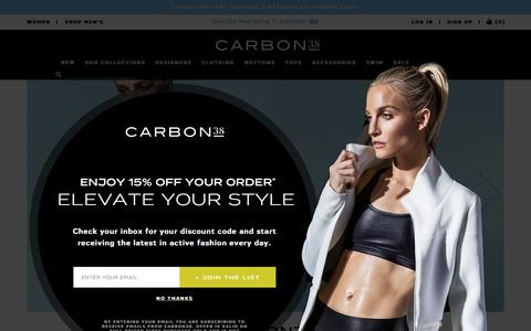 Carbon38  - Collections