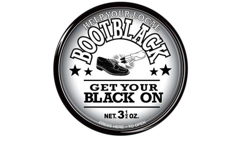 Screenshot of Home Page getyourblackon.org - Get Your Black On - captured July 21, 2015