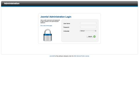 Screenshot of Login Page firstplaceresumes.com.au - Professional Resume Writing Service: Resumes, CVs, Job Search, Interview Tips - Administration - captured Sept. 30, 2014