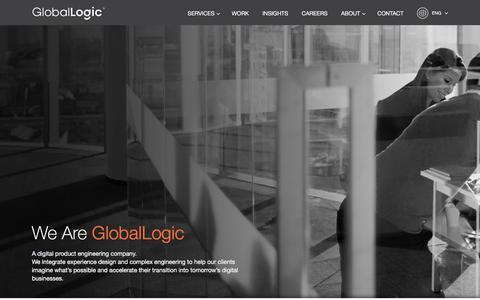 Screenshot of Team Page globallogic.com - Leadership | GlobalLogic - captured Feb. 18, 2020