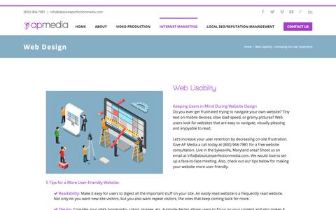 Web Usability | Is your website user-friendly? Let's find out...