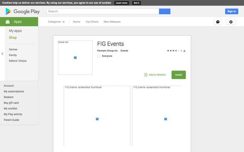 FIG Events - Android Apps on Google Play