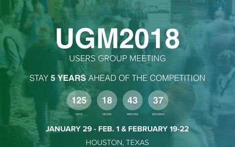 HCSS Users Group Meeting