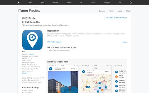 PNC Finder on the App Store