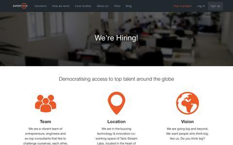 Jobs - Expert360