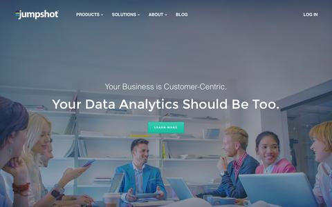 Big Data and Marketing Analytics | Business Intelligence Tools