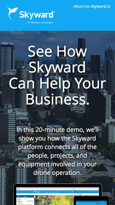 Skyward - Weekly Live Demo