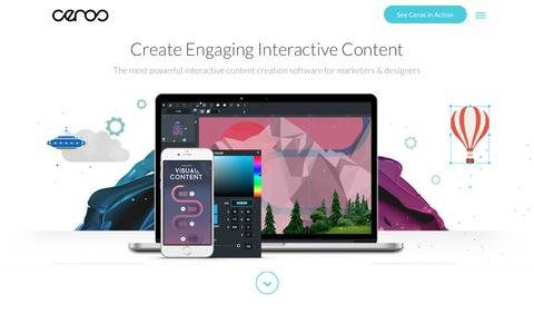 Interactive Content Marketing Software | Ceros