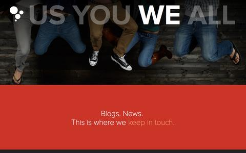 Screenshot of Blog ymarketing.com - News | ymarketing - captured April 8, 2016