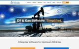 Old Screenshot Seven Lakes Technologies Home Page