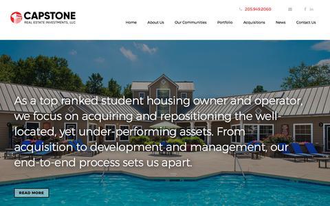 Capstone Real Estate
