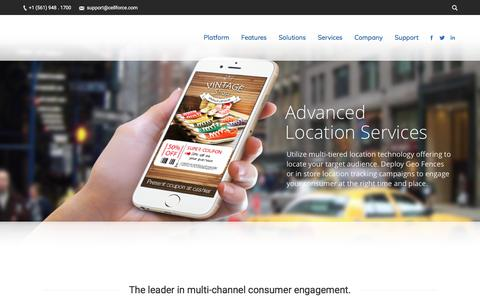 CellForce - The Leader in Multi-Channel Consumer Engagement