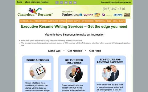 Resume Writing & Job Search Services -