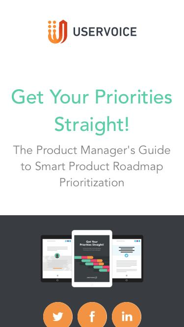 Free eBook: A Practical Guide to Smart Roadmap Prioritization for Product Managers