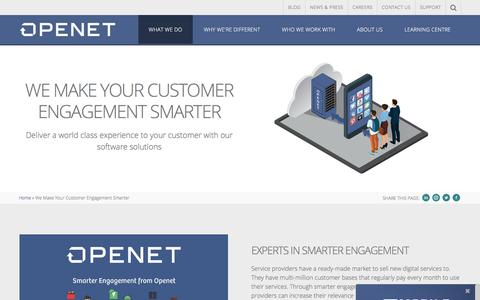 What We Do | Openet