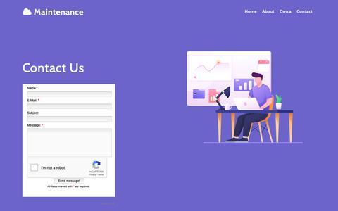 Screenshot of Contact Page nyxgaminggroup.com - About Us - captured April 9, 2019