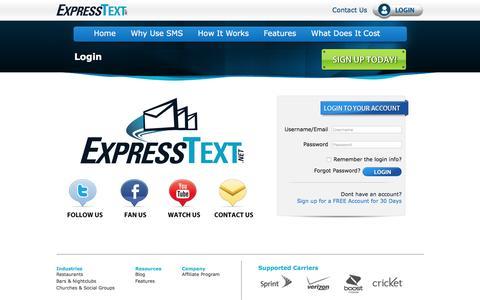 Express Text