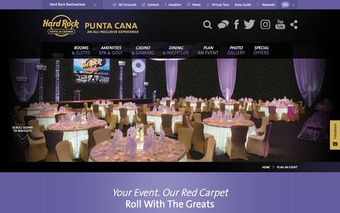 Host the Perfect Event in Punta Cana, Dominican Republic
