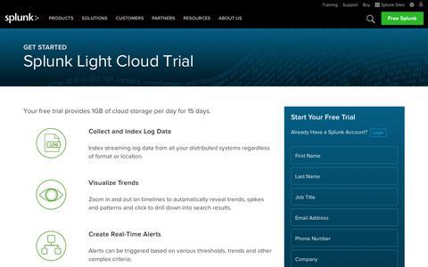 The IT Search Engine | Splunk