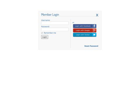 Screenshot of Login Page ip-approval.com - IP Address Approval - captured June 22, 2019