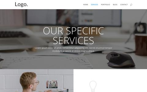 Screenshot of Services Page krkprotection.com - SERVICES | www.krkprotection.com - captured Nov. 6, 2018