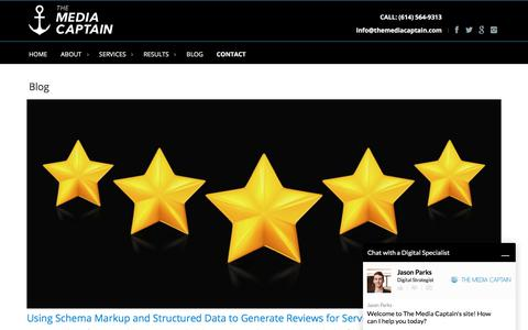 Columbus Online Marketing Blog | The Media Captain
