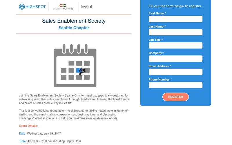 Sales Enablement Society