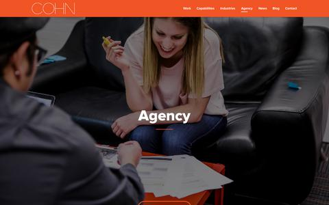Marketing Agency, Denver CO | COHN Marketing