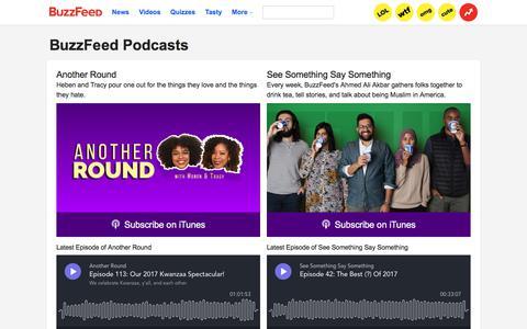 BuzzFeed Podcasts