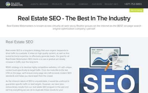 Real Estate SEO: Marketing & SEO for Real Estate Agents