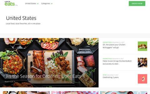 United States | Uber Eats Blog