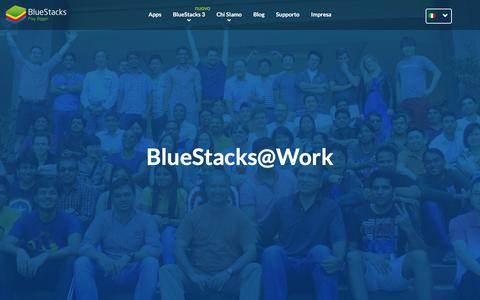 Screenshot of Jobs Page bluestacks.com - Work at Bluestacks! - captured Sept. 3, 2017