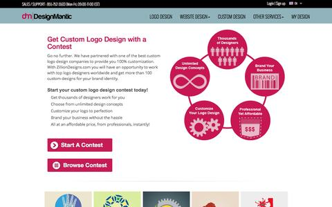 Custom Design | DesignMantic.com