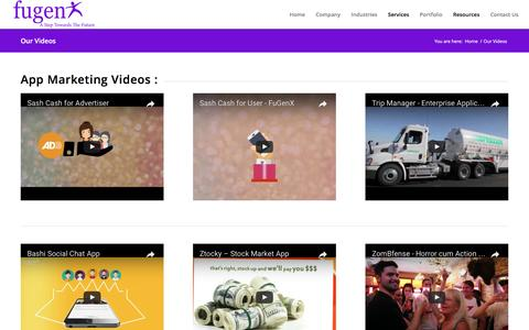 App Game Branding Industry Related Videos