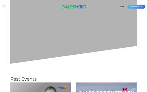 SalesHood - Events