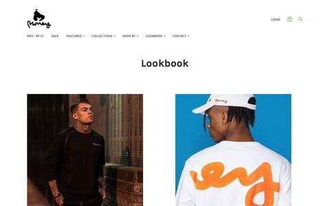 Lookbook — MONEY