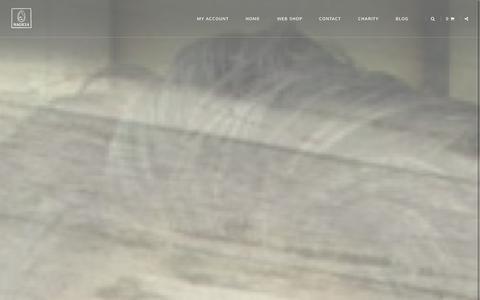 Screenshot of Home Page nagicia.com - Nagicia Jewellery and Handbags - Home - captured Oct. 6, 2014