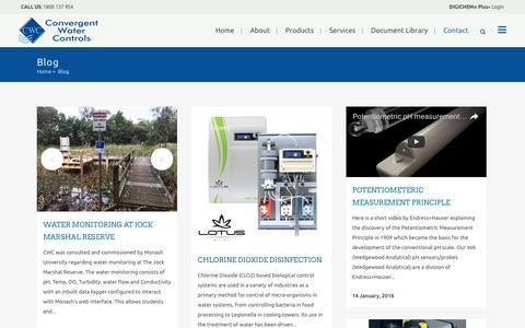 Screenshot of Blog cwc.com.au - CWC |   Blog - captured Nov. 5, 2016