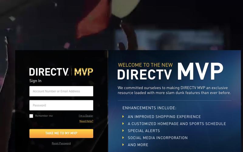 DIRECTV MVP