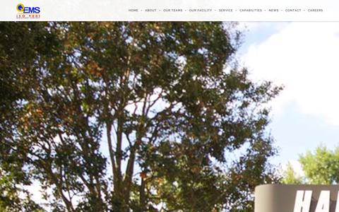 Screenshot of Team Page qemsinc.com - Management - QEMS Inc. Quality Electronic Manufacturing Services. - captured Oct. 28, 2014